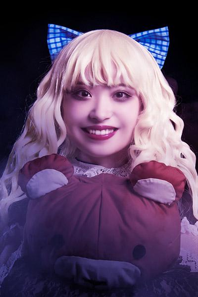 ディアマンティーナ役/グリュポン:鈴木桃子
